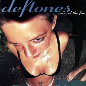 Deftones - Around the Fur cover art