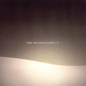 Nine Inch Nails - Ghosts I-IV cover art