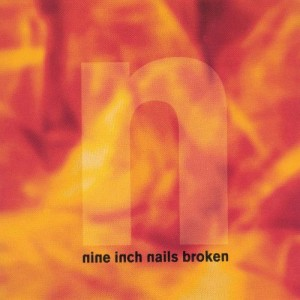 Nine Inch Nails - Broken cover art