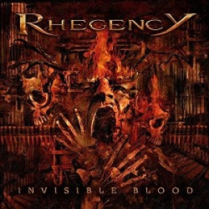 Rhegency - Invisible Blood cover art