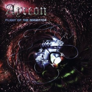 Ayreon - The Universal Migrator Part II: Flight of the Migrator cover art