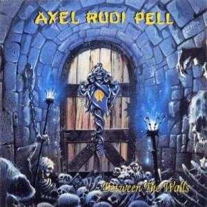 Axel Rudi Pell - Between the Walls cover art