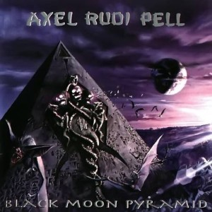 Axel Rudi Pell - Black Moon Pyramid cover art
