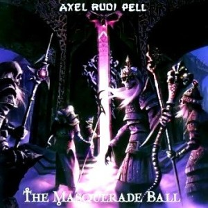 Axel Rudi Pell - The Masquerade Ball cover art