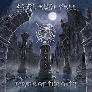 Axel Rudi Pell - Circle of the Oath cover art