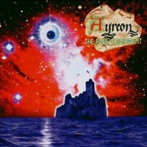 Ayreon - The Final Experiment cover art