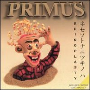Primus - Rhinoplasty cover art