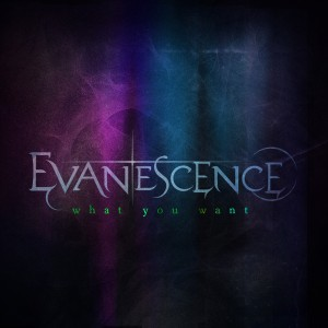 Evanescence - What You Want cover art