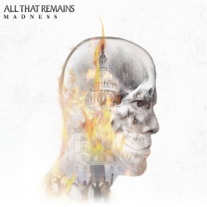 All That Remains - Madness cover art