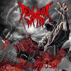 Terminal War - Aeon Crush cover art