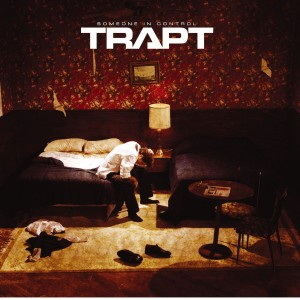 Trapt - Someone in Control cover art