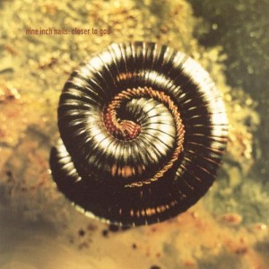 Nine Inch Nails - Closer to God cover art