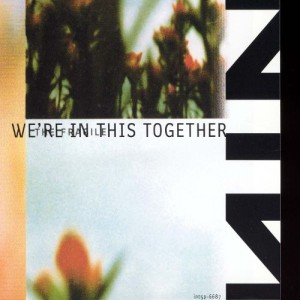Nine Inch Nails - We're in This Together cover art