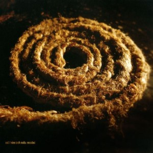 Coil / Nine Inch Nails - Recoiled cover art