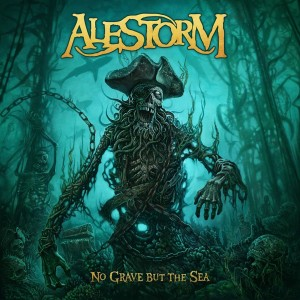 Alestorm - No Grave But The Sea cover art