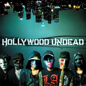 Hollywood Undead - Swan Songs cover art