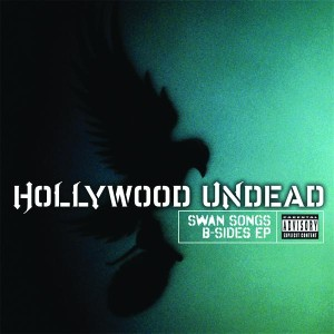 Hollywood Undead - Swan Songs B-Sides cover art