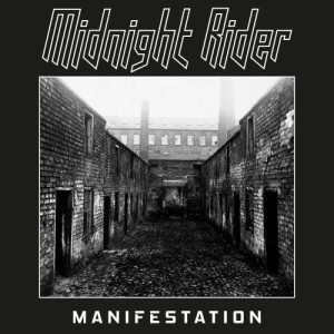 Midnight Rider - Manifestation cover art