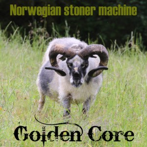 Golden Core - Norwegian Stoner Machine cover art