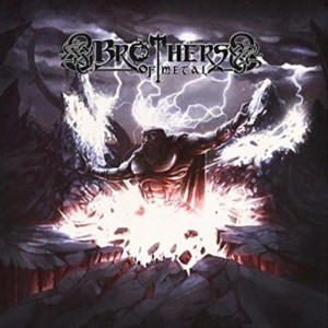 Brothers of Metal - Prophecy of Ragnarök cover art