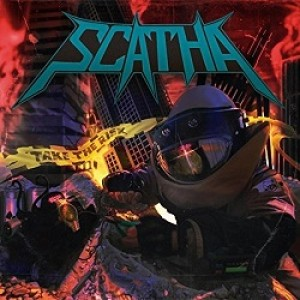 Scatha - Take the Risk cover art