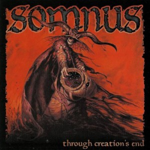 Somnus - Through Creation's End cover art