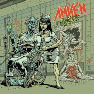 Amken - Adrenaline Shot cover art