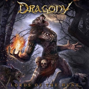 Dragony - Lords of the Hunt cover art