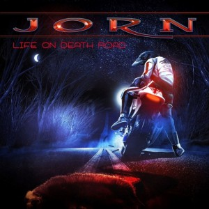 Jorn - Life on Death Road cover art