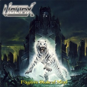 Voltax - Fugitive State of Mind cover art