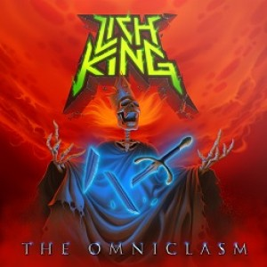 Lich King - The Omniclasm cover art