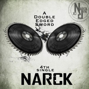 Narck - A Double Edged Sword cover art