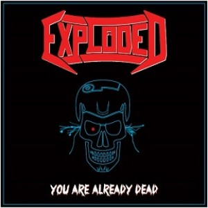 Exploded - You are Already Dead cover art