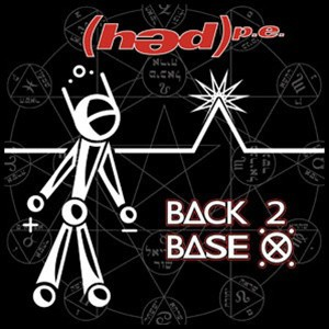 (həd) p.e. - Back 2 Base X cover art