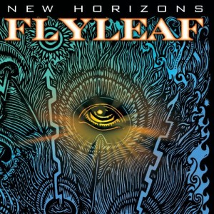 Flyleaf - New Horizons cover art