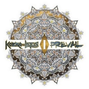 Kobra and The Lotus - Prevail I cover art