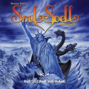 Soulspell - The Second Big Bang cover art