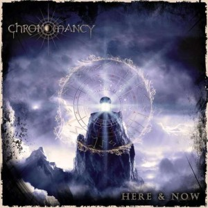 Chronomancy - Here & Now cover art