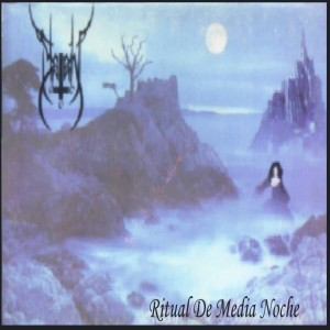Satan - Ritual de media noche cover art