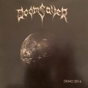 DoomSayer - Demo 2016 cover art