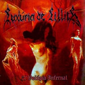 Luxúria de Lillith - A Volúpia Infernal cover art