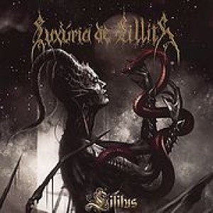 Luxúria de Lillith - Lilitus cover art