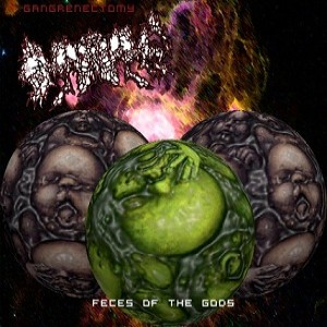 Gangrenectomy - Feces of the Gods cover art
