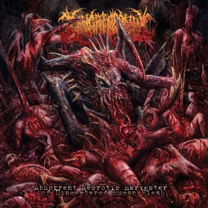 Gangrenectomy - Abhorrent Necrotic Harvester of Dismembered Human Flesh cover art