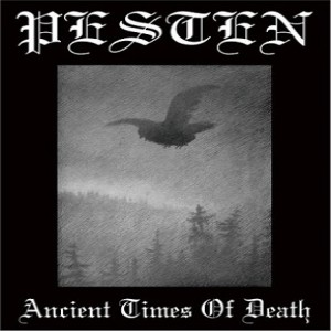 Pesten - Ancient Times of Death cover art
