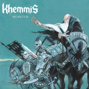 Khemmis - Hunted cover art