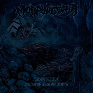 Morphugoria - Resounding From The Obscurity cover art