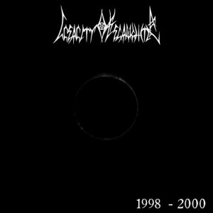 Insanity of Slaughter - 1998-2000 cover art