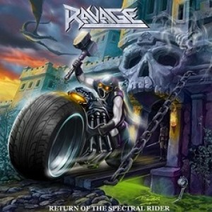 Ravage - Return of Spectral Rider cover art
