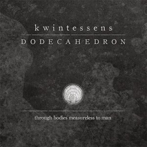 Dodecahedron - Kwintessens cover art